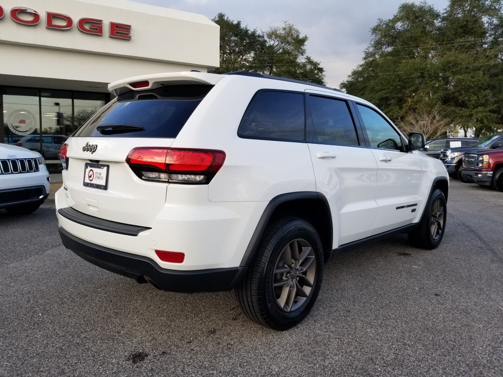 Certified Pre-Owned 2016 Jeep Grand Cherokee 75th Anniversary Edition