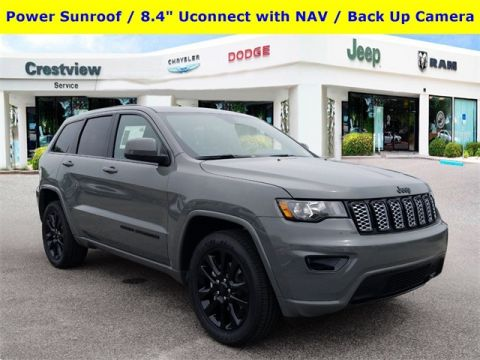New 2019 JEEP Grand Cherokee Laredo Sport Utility in Crestview